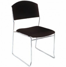 Lincoln Chrome Visitor Chair