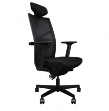 Tune High Back Mesh Chair