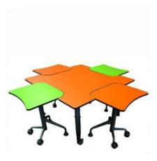 Kinetic Dock Mobile Desk System