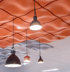 Quietspace®3D Ceiling Tiles