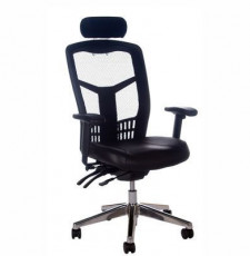 Deluxe Pro Task Chair High Mesh Back