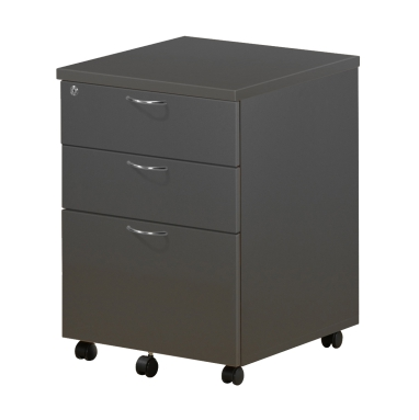 3 Drawer (2 Personal & 1 File)