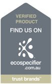 Certified and Verified Sustainable Product
