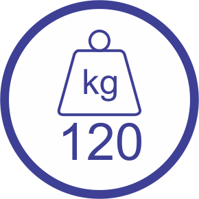 120kg Weight Rating