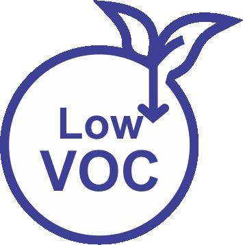 Low VOC Content