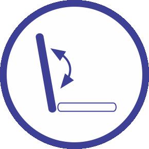 Back Tilt Adjustment