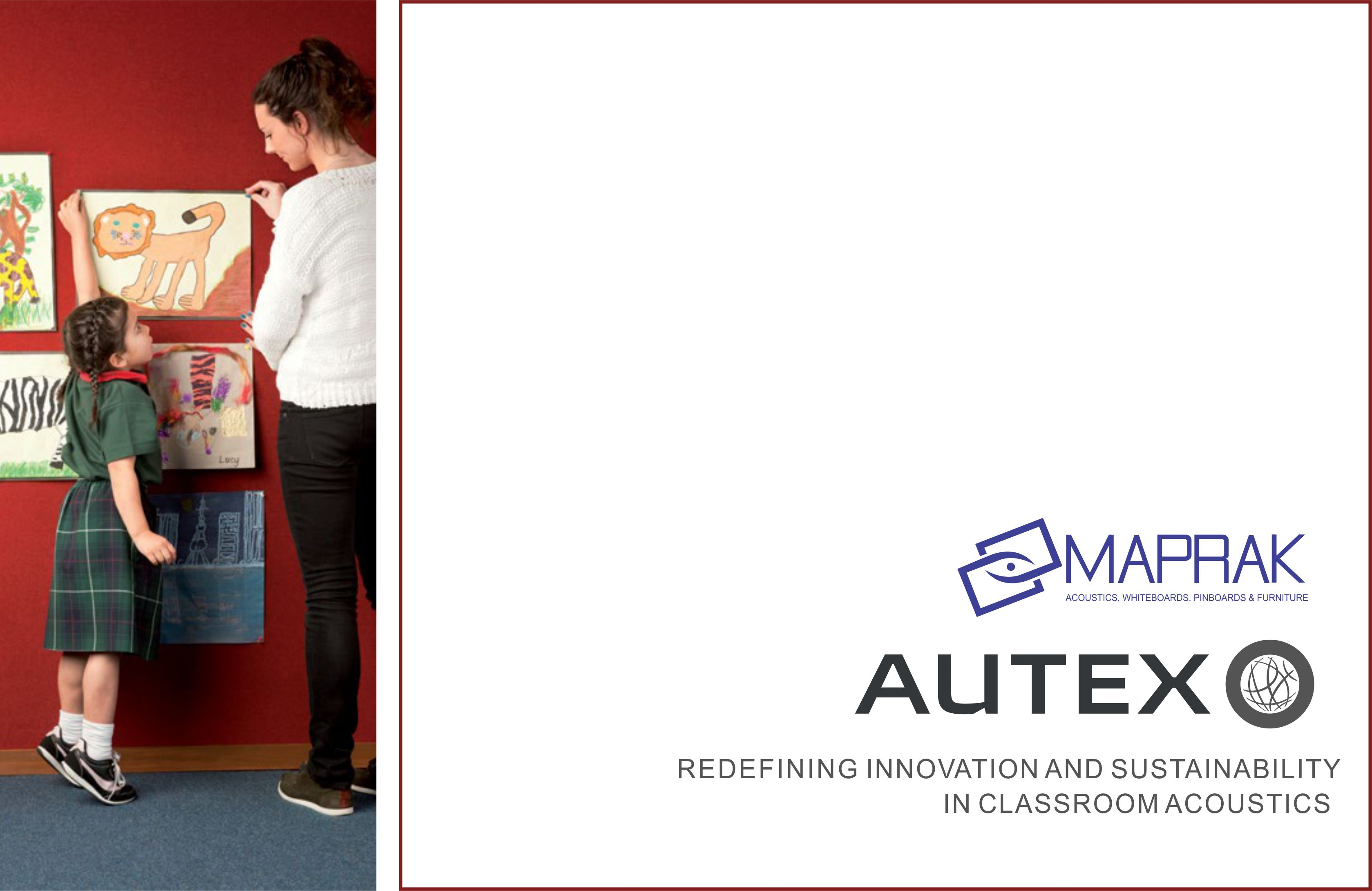 AUTEX COMPOSITION FOR CLASSROOMS